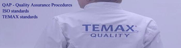 TEMAX QA Quality Assurance