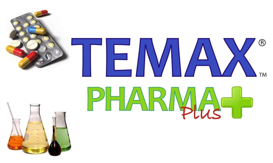 Temaxpharma+ Temax pharmaceuticals division healthcare