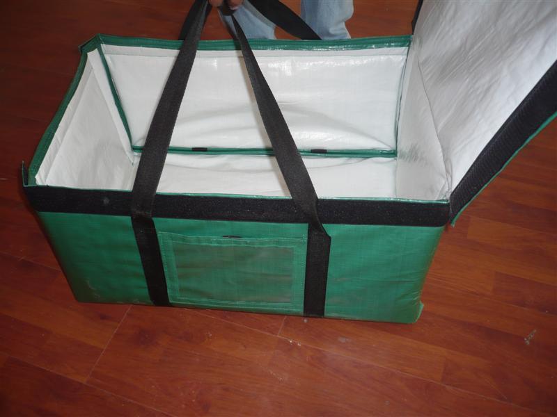 Krautz Temax isolierte Klapboxen Faltboxen Temperaturschutz Thermoshutzhaube