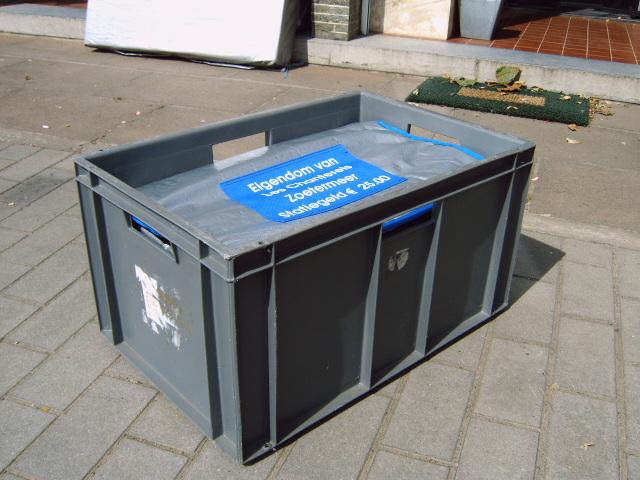Krautz Temax caise pliabe isotherme thermique isolant produits frais congéles surgéles