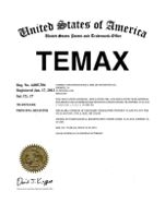 Krautz Temax global registered trademark