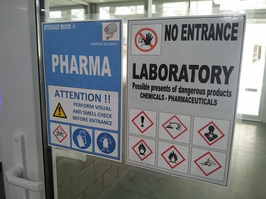 Krautz Temax Laboratory pharmaceuticals cold chain temperature