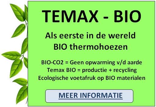 BIO Temax thermohoezen AD-NL2