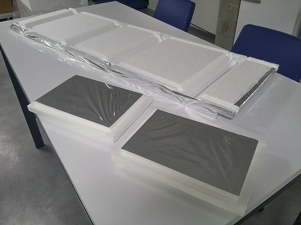 EPS Styrofoam thermal box - foldable flat storage - tailor made