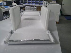 Temax EPS Polystyrol Styropor Boxen box für Frische und Tiefkühl
