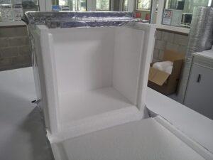 Temax EPS polystyreen piepschuim dozen voor transport en opslag