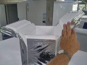 Temax Styropor EPS Polystyrene Karton Box Behälter