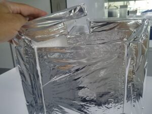 Temax carton boîte Polystyrene